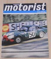 SPORTING MOTORIST Magazine Sept 1964 - Ford Mustang, Porsche 904, Ferrari ++