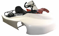 NEW ULTRAMAX KARTING RIVAL RACING CHASSIS,XPERT PACKAGE,GO KART,BODY,STEERING,++