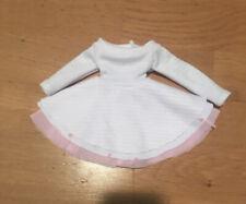 Super Cute Light Pink Bjd Msd 1/4 Dress