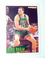 CARTE  NBA BASKET BALL 1995  PLAYER CARDS DINO RADJA (18)
