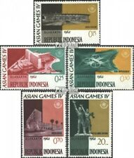 Indonesia 360-364 (complete issue) unmounted mint / never hinged 1962 Asian Spor