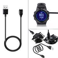 USB Charger Charging Cable for Garmin Fenix 5/5S/5X Vivoactive 3 Vivosport Black