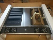 GE JP362 Up Draft Cooktop Stovetop NOS