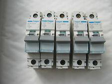 HAGER C16 16 AMP NCN 116A 10KA SINGLE POLE MCB CIRCUIT BREAKER.