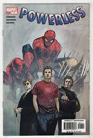Powerless #1 (Aug 2004, Marvel) [Spider-Man, Wolverine, Daredevil] Gaydos D