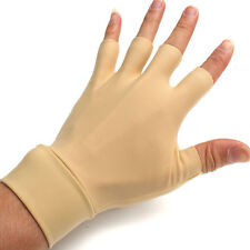 1 Pair Arthritis Relief Gloves Washable Nylon Spandex Anti Hand Compression B0