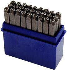 36 punzones para marcar letras y numeros 8 mm - BGS Technic
