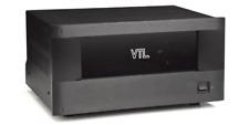 VTL ST85 AMPLIFICATORE FINALE STEREO A VALVOLE BLACK NUOVO GARANZIA ITALIA