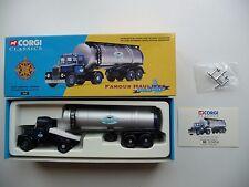 Corgi Classics 16304 Scammell Highwayman Tanker Crow Carrying Company