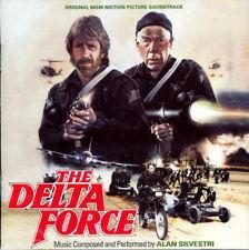 THE DELTA FORCE (Complete) / Alan Silvestri / TOP RARE LTD OST 2CD NEW!