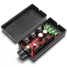 40A 2000W MAX DC Drehzahlregler Regler PWM Motor Speed Controller 12V 24V 48V