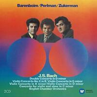 Itzhak Perlman - Bach, JS: Violin Concertos & Double Concertos (NEW 2CD)