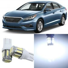 11 x Super Bright Interior LED Lights Package For 2011-2017 Hyundai Sonata +TOOL