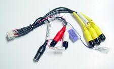 JVC KW-NT3 KWNT3 KWNT30 KW-NT30 KW-NT50  KWNT50 AV IN & OUT Cable Lead
