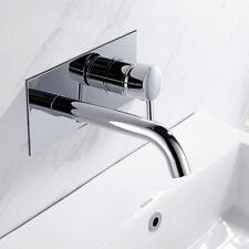 Salle de bain murale cascade robinet baignoire lavabo évier mitigeur