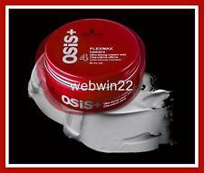 SCHWARZKOPF OSIS FLEXWAX Ultra Strong hold Cream Wax 50ml hair texturizing