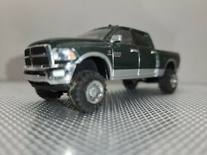 Custom made1/64 2017 Dodge Ram 2500 Power Wagon 4x4 TRUCK farm hitch Tow CUMMINS