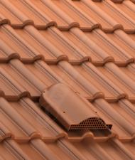 Flachlüfter für Braas - Frankfurter  Dachlüfter Lüfter Entlüfter