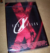 1998 The X-Files Fight The Future Movie Poster 27x40 Rolled