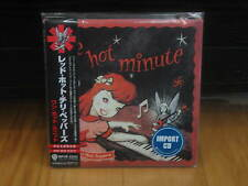 RED HOT CHILI PEPPERS ONE HOT MINUTE RARE OOP JAPAN MINI-LP CD