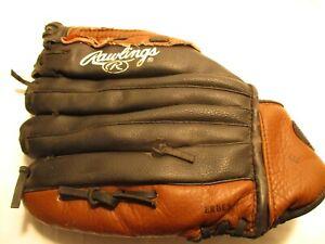 """RAWLINGS Players Series PL115BPU RH 11 1/2"""" Leather Youth Baseball Glove"""