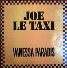 """VANESSA PARADIS - MAXI U.K. (12"""") """"JOE LE TAXI"""""""