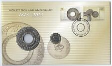 2013  1813 - 2013 HOLEY DOLLAR & DUMP COVER PNC