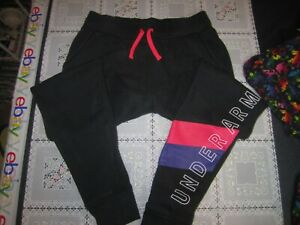 ~UNDER ARMOUR WOMANS PANTS SIZE YLG...11.99