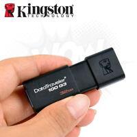 Kingston 16GB 32GB 64GB Data Traveler 100G3 USB 3.0 DT100G3 Flash Thumb Drive