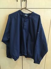 Nike Navy Blue Athletic Pull Over Men's Size Xl