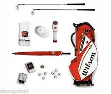 WILSON STAFF 100 YEAR LIMITED EDITION GOLF WS CADDY TOWEL