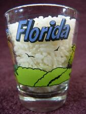 Florida Tucan Shot Glass (211)