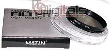 52mm CPL Circular Polarizer Cir Polarizing Polar Cir-PL Lens Filter Matin 52 mm