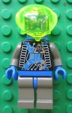 Lego INSECTOID Alien Minifigure Space Alien Blue Airtanks Helmet 6817 6905