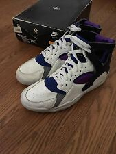 VTG OG 1992 Nike Air Huarache Basketball Shoes size 10 Rare Original Korea