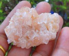 Apophyllite On Stilbite Rock Minerals Specimen G=67