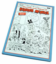 The Life and Times of Scrooge McDuck Vol.1 - SIGNED SIGNIERT DON ROSA