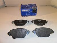 Ford Mondeo Mk3 Rear Brake Pads Set 2000 to 2004 BRAKEFIT