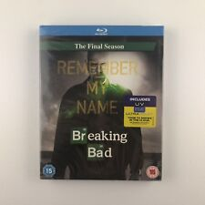 Breaking Bad - The Final Season (Blu-ray, 2013, 2-Disc Set) *New & Sealed*