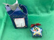 Enesco Decoupage Holiday Ornament Donald Duck
