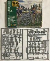 Revell Set 2577 Napoleonic Wars BRITISH FOOT 1/72 Scale Soldier 68 Piece Set