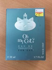 """Oh My Cat? "" For Cat Eau De Toilette spray 50ml CAT Generation Paris"