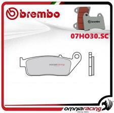 Brembo SC - Pastiglie freno sinterizzate anteriori per Honda CB500 1994>1996