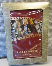 NEW GEMACO HOLLYWOOD CASINO PA PENN NATIONAL RACE PROMOTIONAL PLAYING CARDS DECK