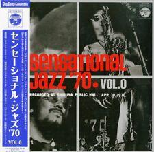 V.A.-SENSATIONAL JAZZ '70 VOL.0-JAPAN LP J50