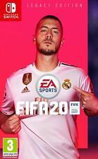 FIFA 20 LEGACY EDITION PER NINTENDO SWITCH NUOVO PRODOTTO UFFICIALE ITALIANO
