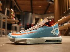 65% Discount Nike KD 6 Kevin Durant Cheap sale Black Red 599424-