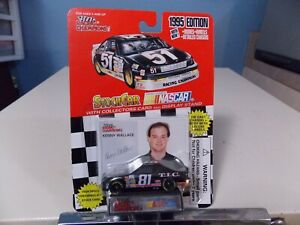 RACING CHAMPIONS KENNY WALLACE COLLECTOR RACE CAR