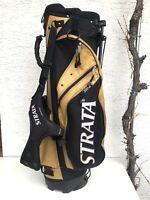 Calloway / Strata Stand-/Trage Golfbag STRATA, 7er Einteilung, LEICHT, unbenutzt