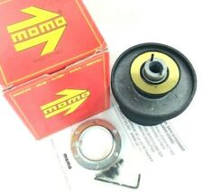 Genuine Momo steering wheel hub boss kit MC4036 for Fiat Coupe inc 16v 20v Turbo
